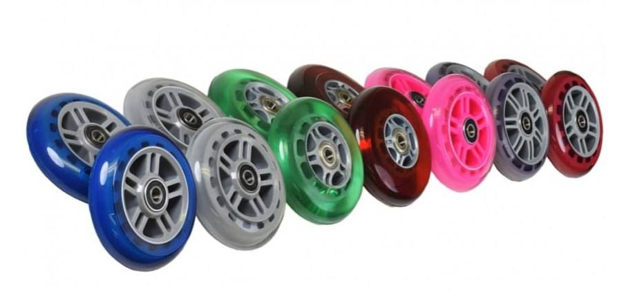 razor scooter wheels replacement