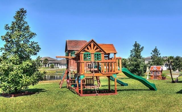 Best backyard playset for toddlers