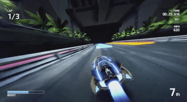 Fast Racing Neo (Nintendo Wii U eShop Video Game)