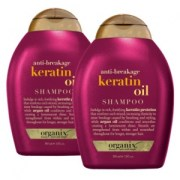 organix anti-breakage keratin oil