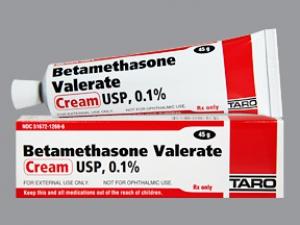 Betamethasone Valerate cream review