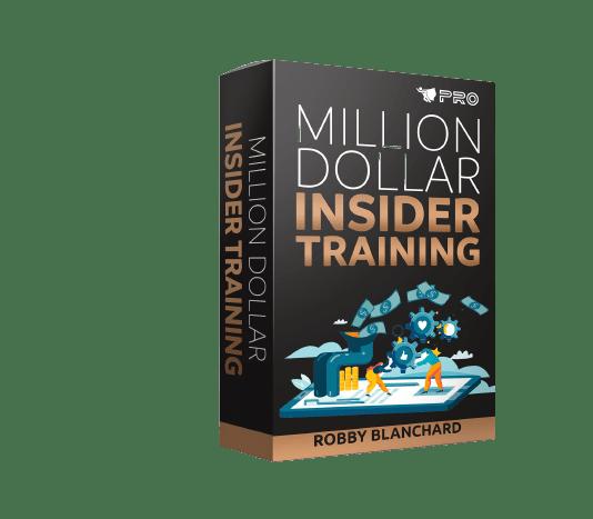 Million Dollar Inside Training