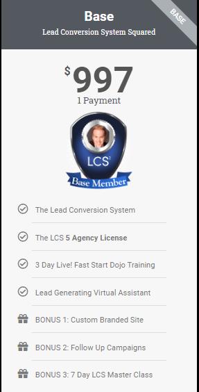 LCS basic plan