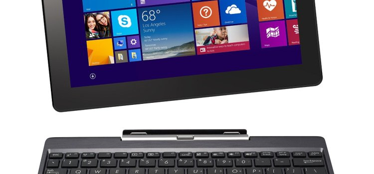 ASUS Transformer Book T100 10.1 inch Wide Laptop [2014]