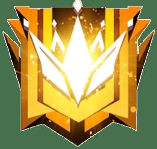 Gambar logo Rank GrandMaster FF