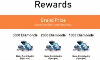 Mendapat Hadiah Diamond Advance Server Free Fire