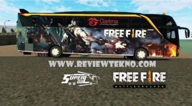 Skin Bus Simulator Indonesia Versi Free Fire