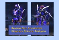 Killspark Shinobi free fire reviewtekno