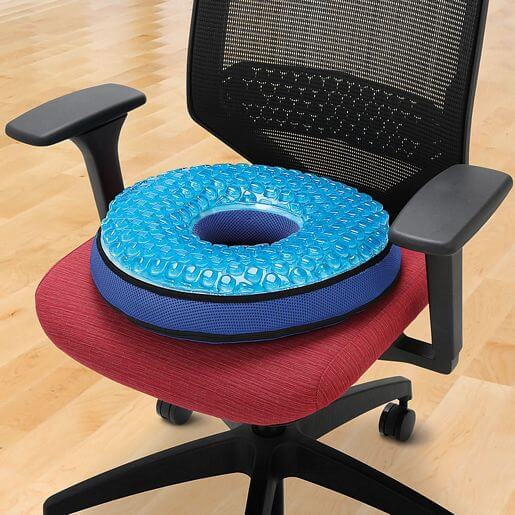 BEST Donut Pillow For Tailbone Pain Simply AMAZING
