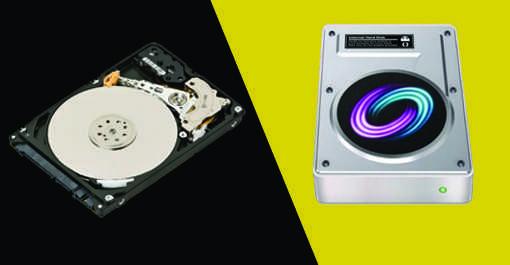 Hard Drive VS Fusion Drive