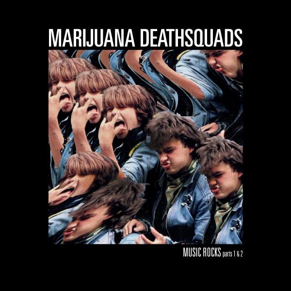 "Review & Free Download: Marijuana Deathsquads ""Music Rocks I & II"