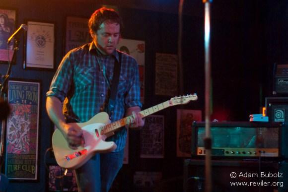 Photos: Arm at the Turf Club – Reviler