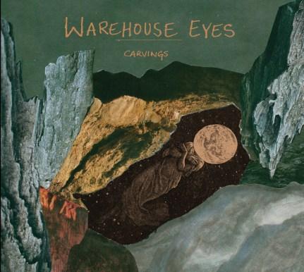 warehouse eyes carvings