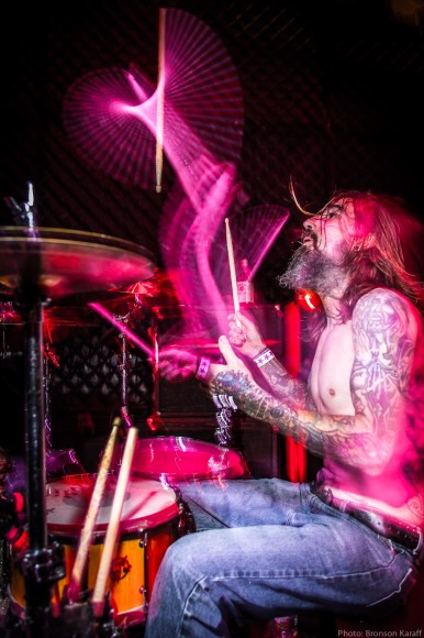 Weedeater at Triple Rock
