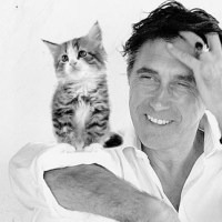 Music Legends With Cats: Bryan Ferry