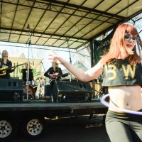 Photos: Black Widows at Hymie's