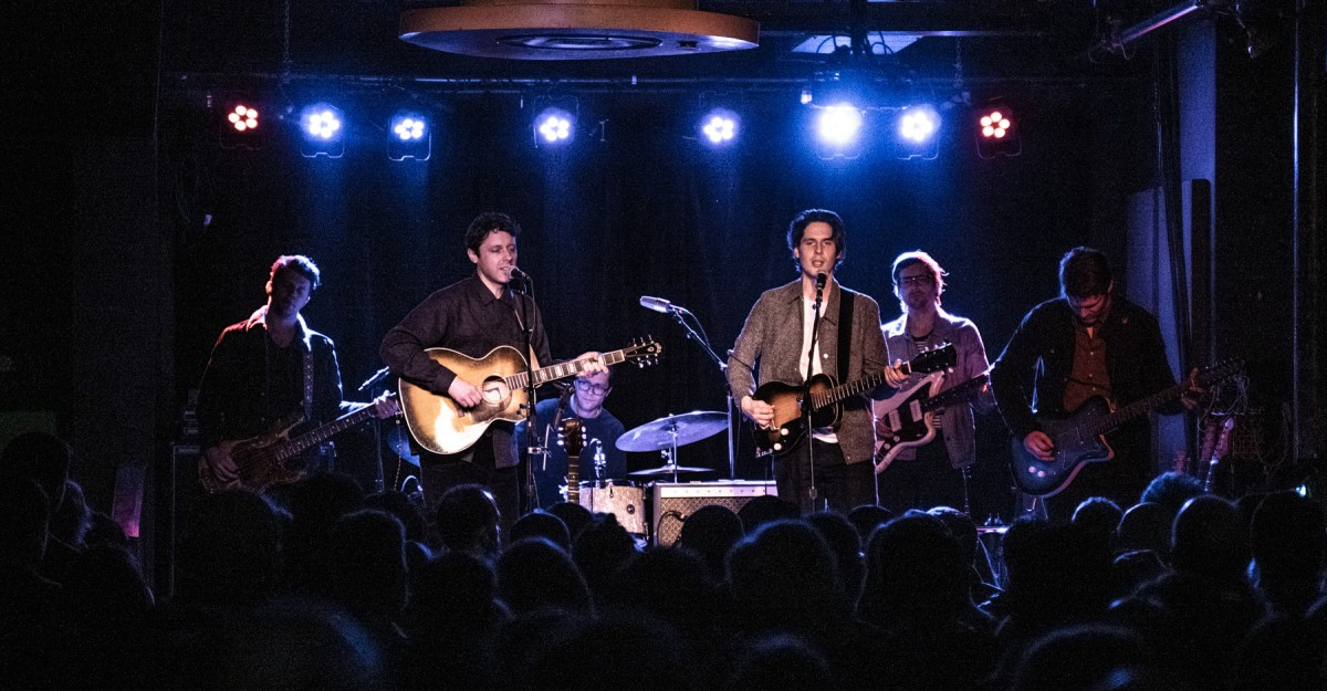 Photos: The Cactus Blossoms with Jack Klatt at The Turf Club