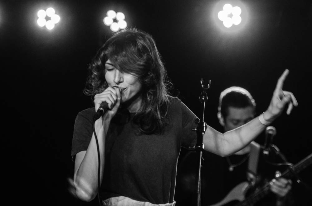 Photos: Aldous Harding at the Turf Club