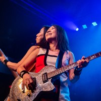 Photos: Shonen Knife|Kitten Forever|Black Widows at Fine Line