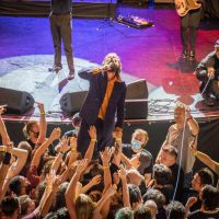 Photos: Idles and Gustaf at The Palace Theatre