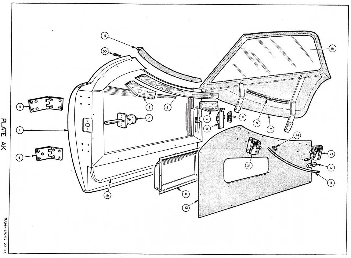 1972 triumph tr6 wiring diagram for home lighting parts and accessories imageresizertool com