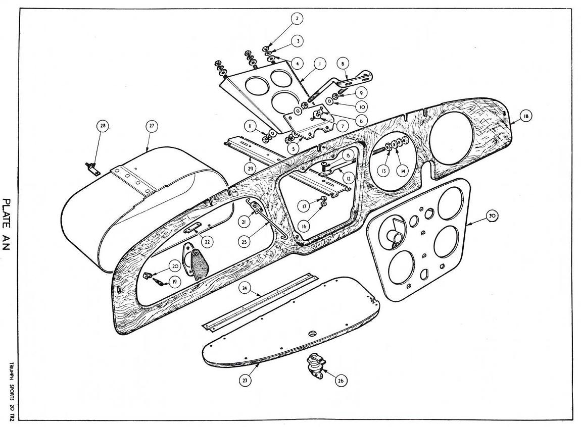 1972 triumph tr6 wiring diagram ford puma stereo parts and accessories - imageresizertool.com