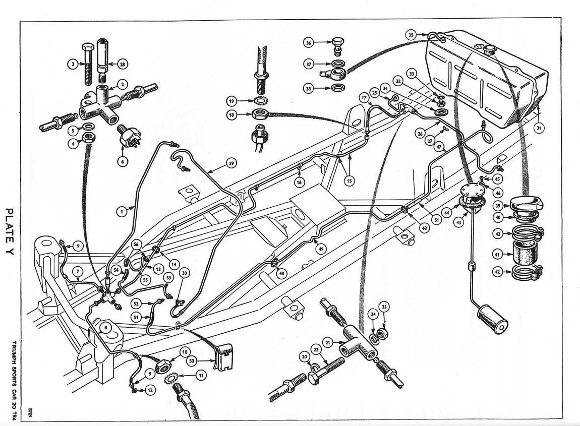 Diagram Triumph Pointswiring