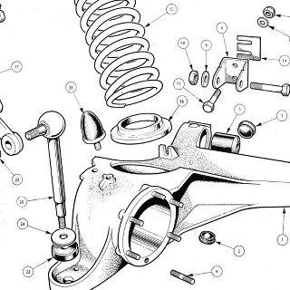 Triumph Tr250 Engine Porsche 356 Engine Wiring Diagram