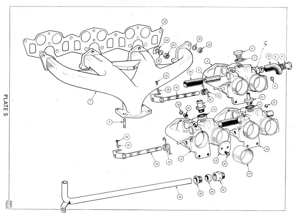 1974 Mgb Fuse Box Diagram. Parts. Wiring Diagram Images