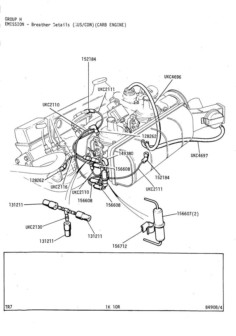 1976 Triumph Tr6 Wiring Diagram Diagram 1995 Triumph Thunderbird ...