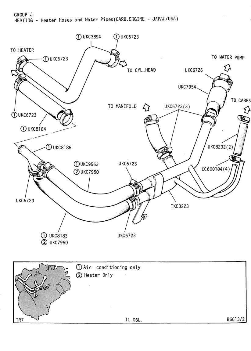1972 Triumph Bonneville 750 Wiring Diagram 1972 Bsa Wiring