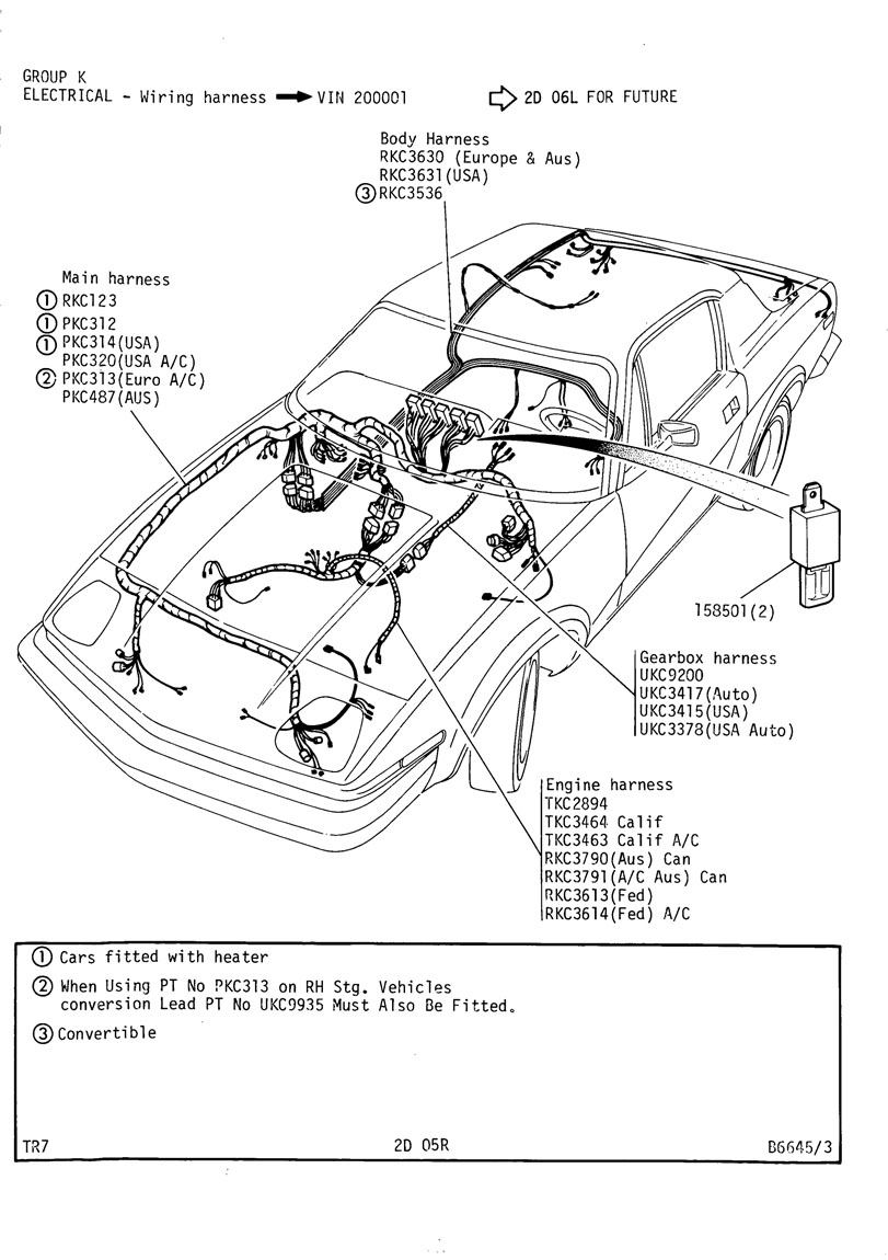 1980 Triumph Tr7 Wiring Diagram Diagram Base Website