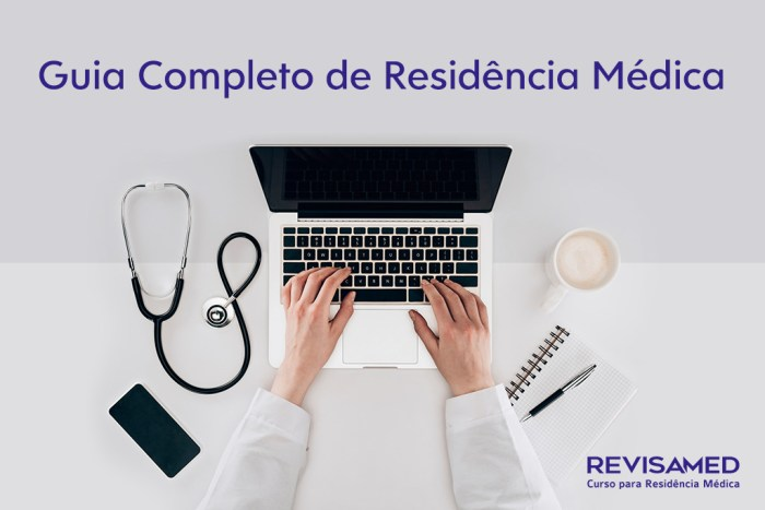 guia de residencia médica revisamed