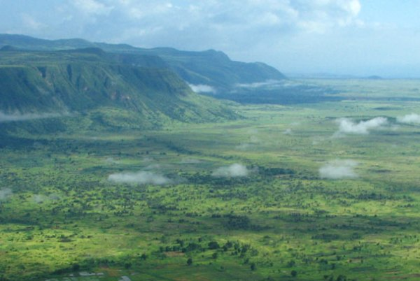 The Great African Rift Valley. Image by Mamonthsafaris.