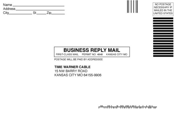 Business Reply service. Image credit easyenvelopes.com