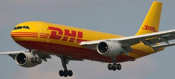 A DHL cargo plane. Image credit airnewstimes.co.uk