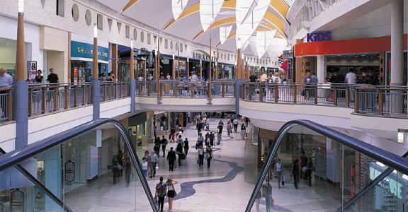 Large retail shop. Image credit siemens.com