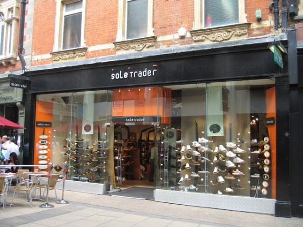 Sole Trader. Image credit geograph.org.uk