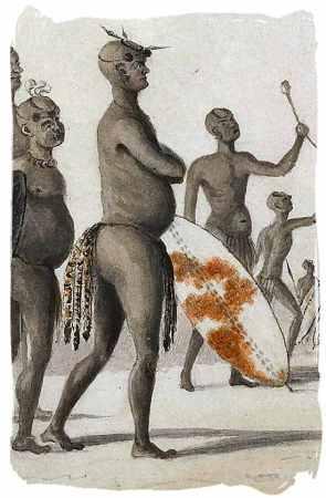Mzilikazi Khumalo King of the Ndebele. Image credit  africanfederation.net