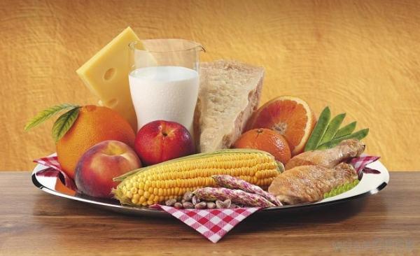 A balanced diet. Image credit healthandstylish.com