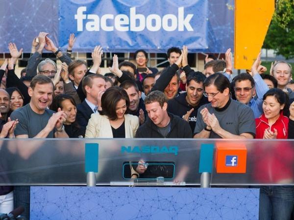 Facebook IPO. Image credit cbsnews.com