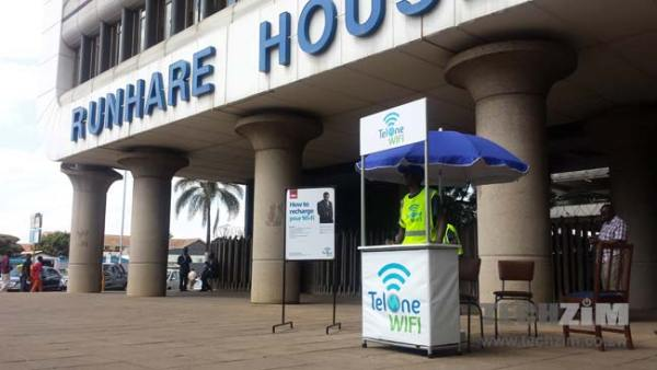Telone is an example of a Parastatal. Image credit techzim.co.zw