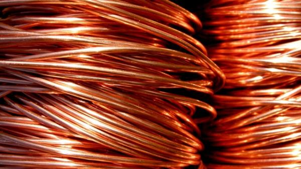 Copper wires. Image credit globalminingobserver.com