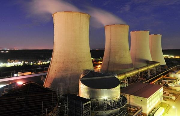 Hwange Power Plant. Image credit chronicle.co.zw