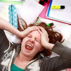 Coping with exam stress – the 24 hour countdown
