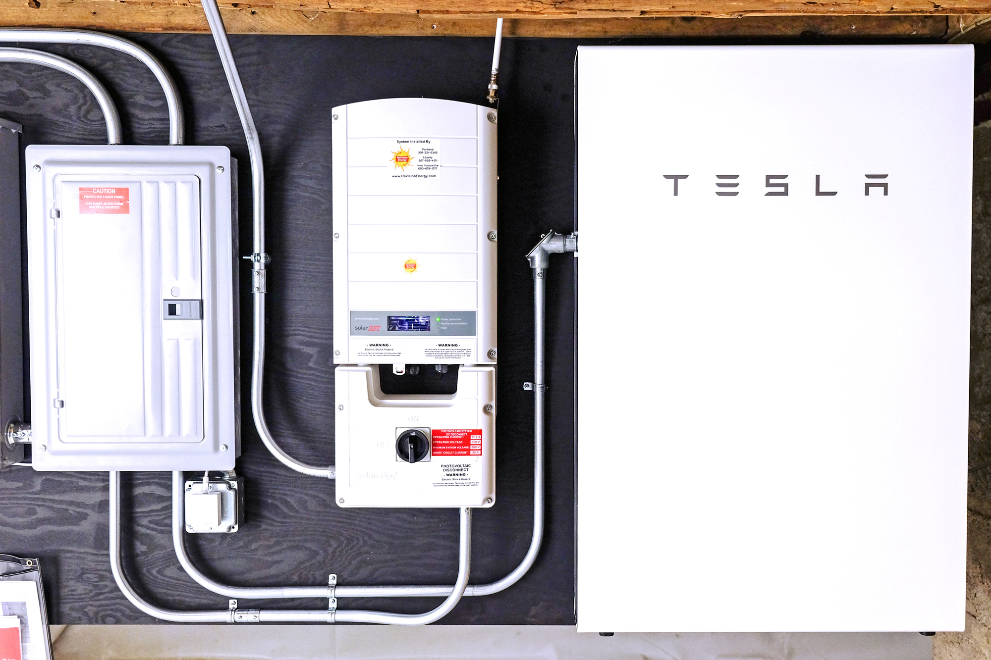 hight resolution of revision energy is a tesla powerwall certified installer which means we offer a customized solar plus battery solution that enables you to access the free
