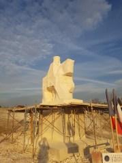 Tabăra Internațională de Sculptură în Piatră Măciuca 16