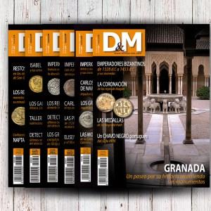 Pack Revista DM Año 10