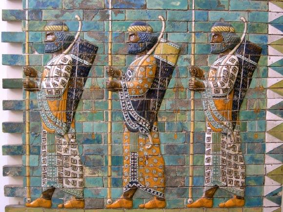 Localizan en Israel una base militar del rey persa Cambises II que pudo haber servido para invadir el imperio egipcio en el 520 a.C.
