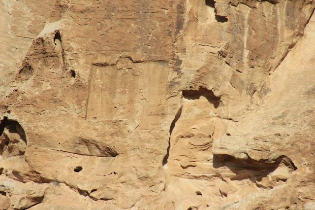 Arqueología y escalada extrema para estudiar un relieve en Jordania